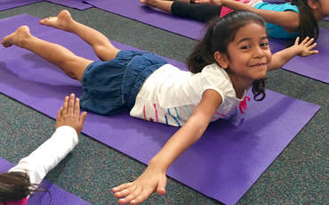 YOGA MOVES KIDSTM Exercises And Activities Enhance Physical Health Learning Social Responsibility By Combining An Active Playful Developmental
